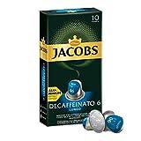 Jacobs Kaffeekapseln Lungo Decaffeinato, Intensität 6 von 12, 50 Nespresso®* kompatible Kapseln, 1...