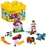 LEGO Classic - Ladrillos Creativos, Imaginativo Juguete de Construcción con Bricks de Colores (10692), color/modelo surtido