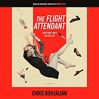 The Flight Attendant cover art