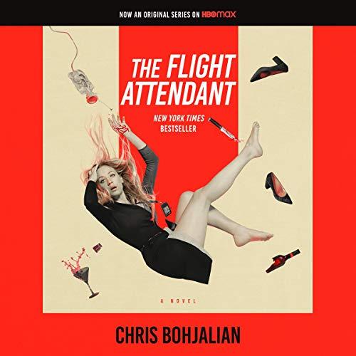 The Flight Attendant cover art