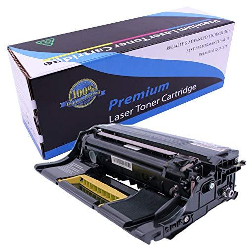 Cartucho de unidad de tambor de imagen 50F0Z00 compatible con Lexmark MS310d MS310dn MX310dn MS410d MS410dn MX410de MS510dn MX510de MX511dte MX511dhe MX511de MS610DN, 1 unidad