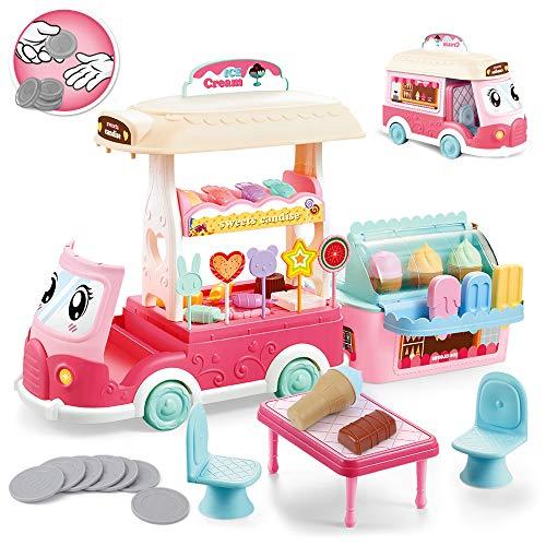 custom creations ice cream truck - 6