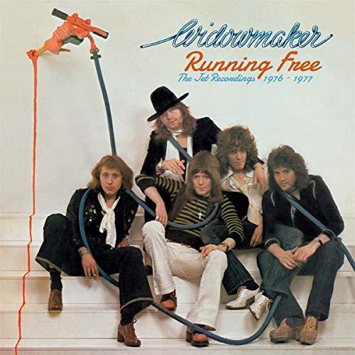 Running Free: Jet Recordings 1976-1977