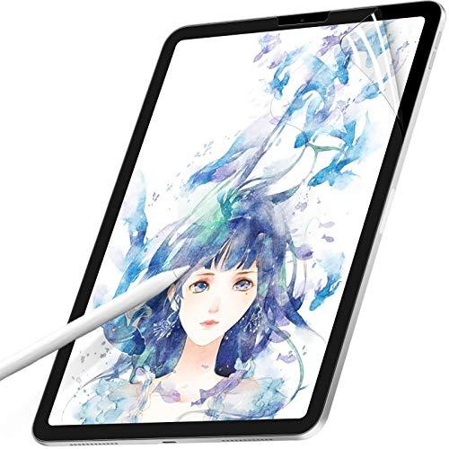 「PCフィルター専門工房」iPad Pro 11 (2020 / 2018) ペーパーライク フィルム 貼り付け失敗無料交換 紙の...