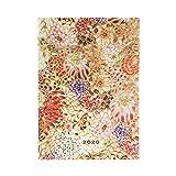 Paperblanks Agendas 12 Meses 2020 Kikka | Apaisado | Midi (130 × 180 mm)