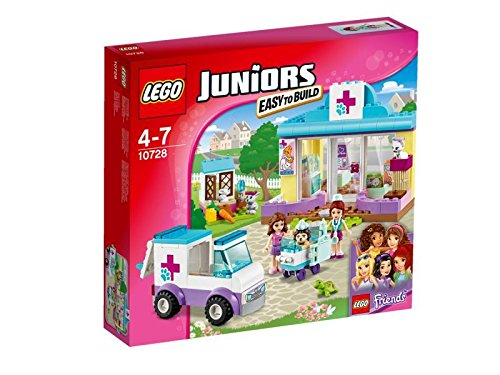 LEGO Juniors 10728 - Mias Tierklinik