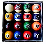 Iszy Billiards Modern Style Pool Ball Set