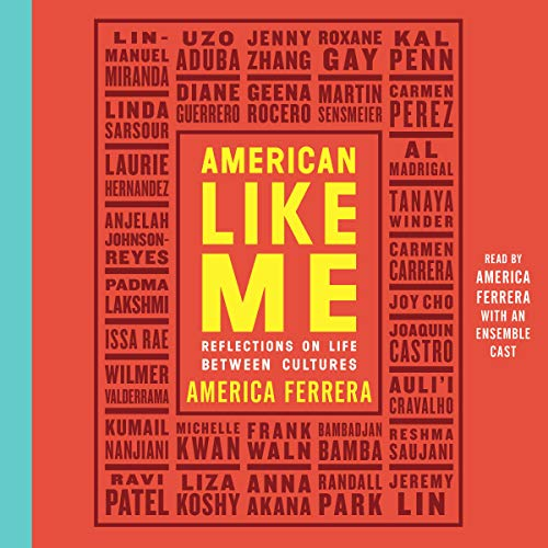 American Like Me audiobook cover art