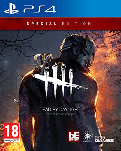 Dead By Daylight - Special Edition PS4 [