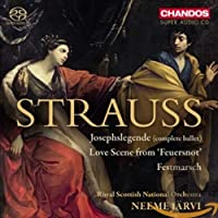 Strauss Orchestral Works