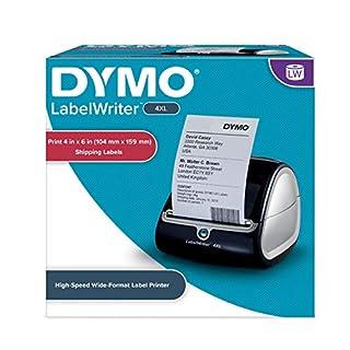 "DYMO 1755120 LabelWriter 4XL Thermal Label Printer - Print up to 4"" x 6"" labels (B002M1LGJ4)   Amazon price tracker / tracking, Amazon price history charts, Amazon price watches, Amazon price drop alerts"