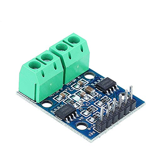 WFBD-CN Electronic module H-bridge Stepper Motor Dual DC Motor Driver Controller Board HG7881 2.5-12V Geekcreit for A-r-d-u-i-n-o - products that work with official A-r-d-u-i-n-o boards 20pcs