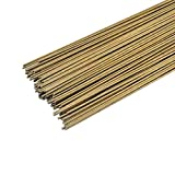 Silicon Bronze C9 TIG BRAZING Filler RODS Stick Wire 300mm Length 1.6/2.4/3.2mm (100, 2.4mm)