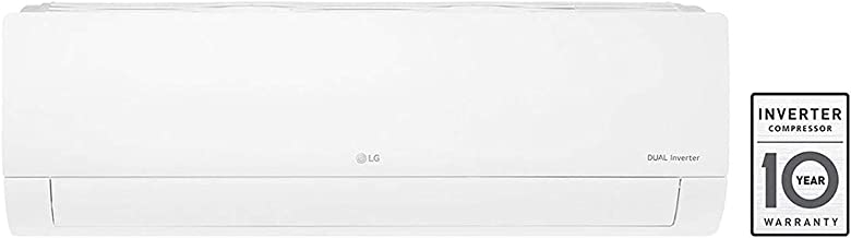 LG 1 Ton 3 Star Inverter Split AC (Copper, MS-Q12CNXA, White)