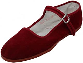 Best red velvet mary jane shoes Reviews
