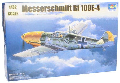 Trumpeter 2289  - Maqueta del Messerschmitt Bf 109E-4 (