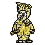 Barf Mog Spaceballs Halloween Cosplay Costume Patch (3 inch Iron on sew on-BAR4)