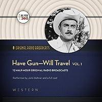 Have Gun - Will Travel audio book