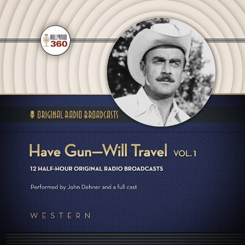 Couverture de Have Gun - Will Travel, Volume 1