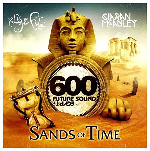 Aly & Fila & Ciaran McAuley: Future Sound of Egypt 600 [2CD]