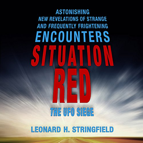 Situation Red audiobook cover art