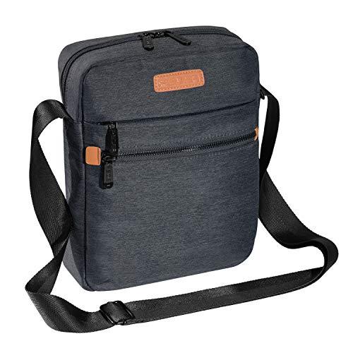 """PEDEA 66066400 maletines para portátil 25,6 cm (10.1"""") Gris - Funda (25,6 cm (10.1""""), Tirante para hombro, Gris)"""