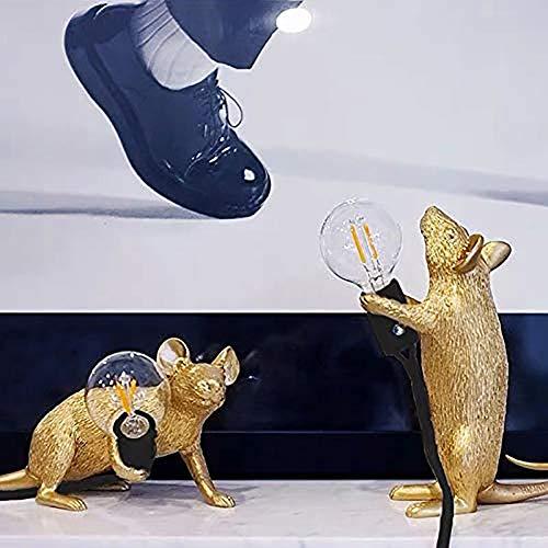 Creative lamp, mini dier gevormde bedlampjes, woondecoratie, sieraden, geschenken, studie, GM, hars,Lying down