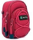 Baxxtar Redstar V3 - Funda para cámara de Fotos compactas Color Rojo
