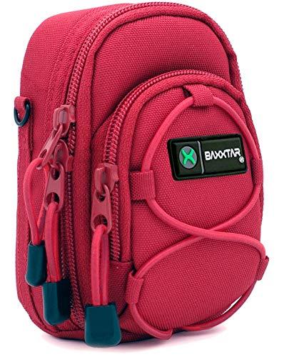 Baxxtar REDSTAR (V3) Kameratasche, Farbe ROT