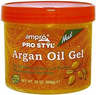 Ampro Gel Argan Oil, 32 Oz.