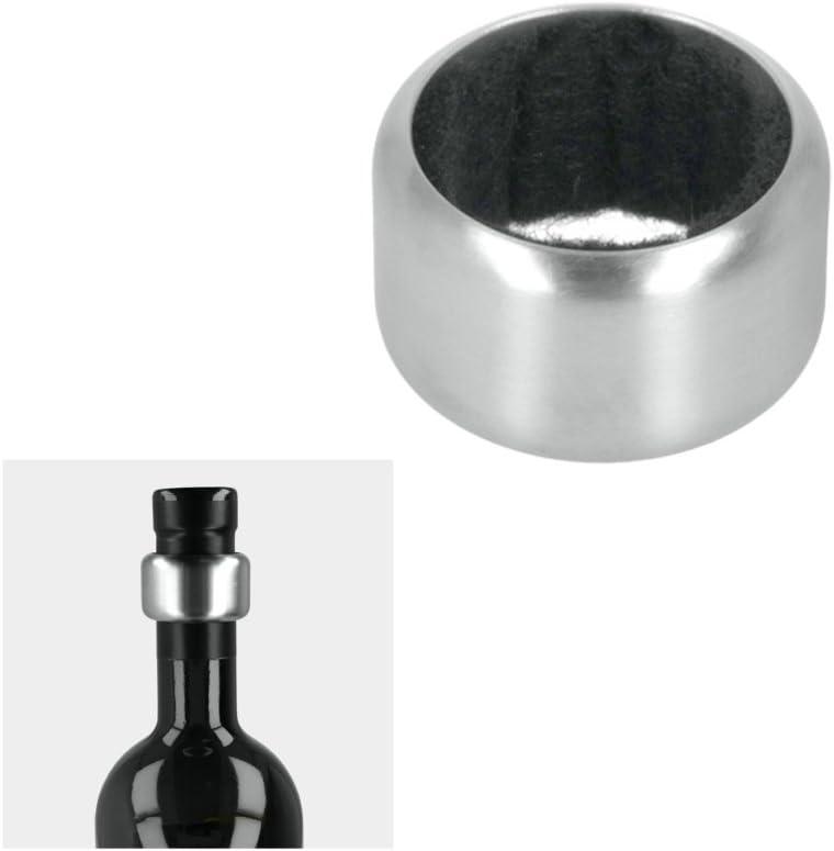 Metaltex 257295 ARO SALVAGOTAS INOX, Acero Inoxidable, Plata