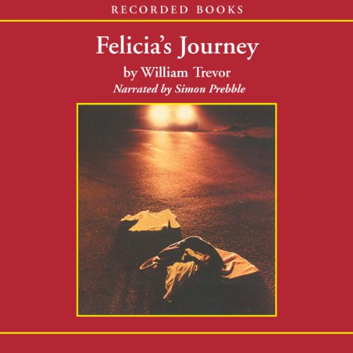 Felicia's Journey audiobook cover art