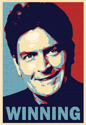 The Gospel According to Charlie Sheen