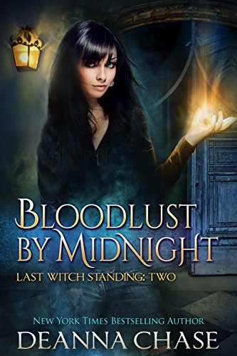 Bloodlust By Midnight (Last Witch Standing Book 2) (English Edition)
