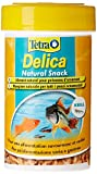 Tetra Natural Snacks Mangime per Pesci Delica Krill Liofilizzati Ml. 100 Articoli per Anim...