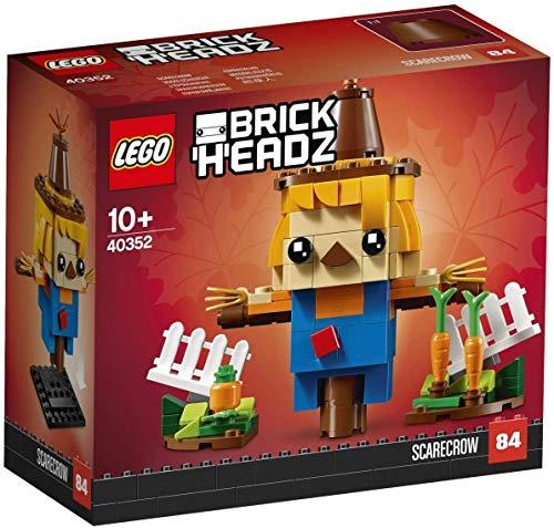 Unbekannt Lego Brick Headz 40352 Erntedankfest-Vogelscheuche Thanksgiving Scarecrow