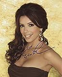 Eva Longoria Signiert Autogramme 25cm x 20cm Foto