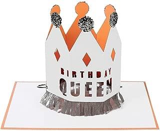 Meri Meri Happy Birthdayグリーティングカード 144010