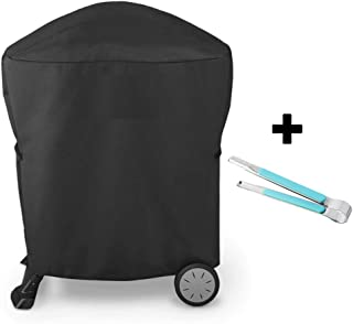 RunTo Heavy Duty Grill Cover Fits Weber Q 1000/2000 Grill(Size as 7113#)