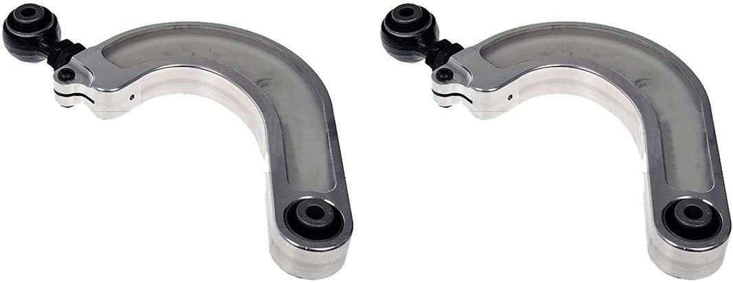 AutoDN Rear Los Angeles Mall Upper Left and Ranking TOP9 Compatib Right Suspension Control Arm