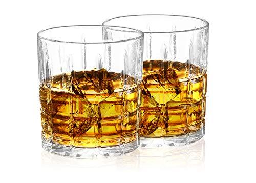 Homii Vasos de Whisky, Juego de Vasos, Vasos de Agua, Vaso de...