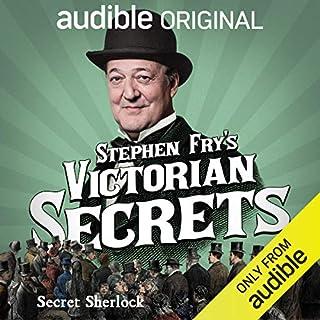Ep. 12: Secret Sherlock (Stephen Fry's Victorian Secrets) cover art