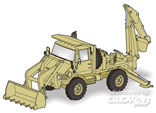 Planet Models mv119 – Modèle Kit Unimog Flu 419 mer US Army-Full Resin Kit
