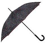 BOLERO OMBRELLI - Ombrello da Pioggia Lungo Classico Antivento e Automatico di alta qualit...