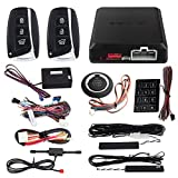 EASYGUARD EC002-HY-NS Smart Key PKE car Alarm System...