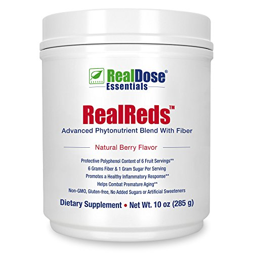 Doctor Formulated RealReds Polyphenol...