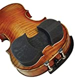 AcoustaGrip Concert Master Shoulder Rest Level 1 Charcoal