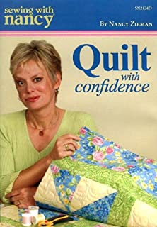 Sewing with Nancy: Quilt with Confidence