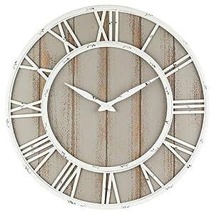 51JqgJQLY0L._SS300_ Coastal Wall Clocks & Beach Wall Clocks