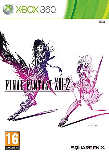 Eidos Final Fantasy XIII-2, Xbox 360 - Juego (Xbox 360)